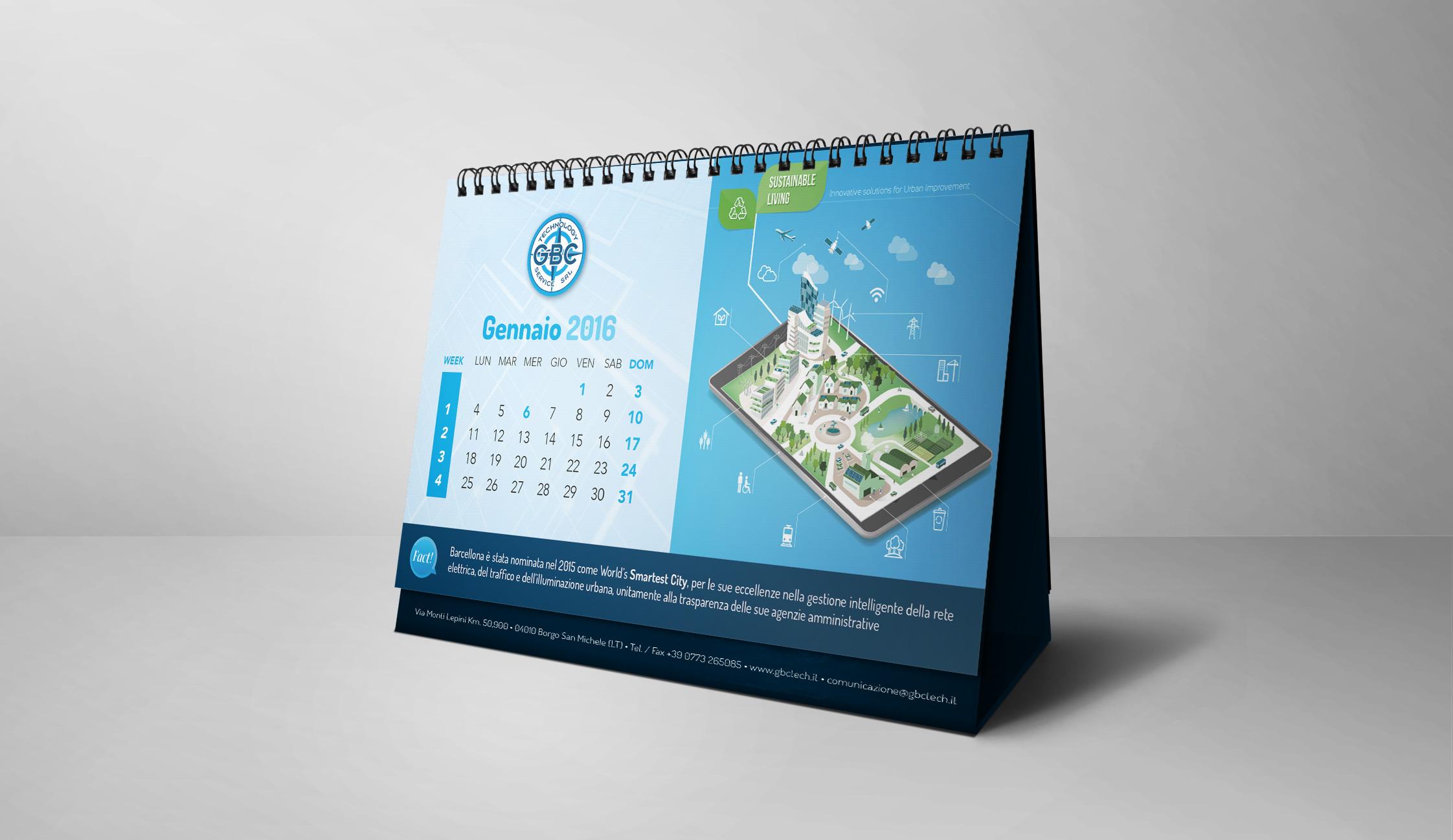 Calendario da scrivania 2016 xk41 pineglen - Calendario 2017 da tavolo ...